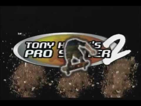 Tony Hawks Pro Skater 2 (PS1) Trailer
