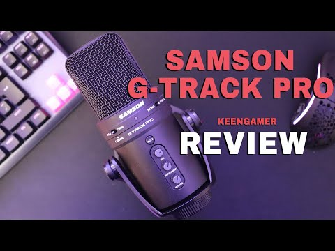 Samson G-Track Pro Review: The Ultimate USB Microphone