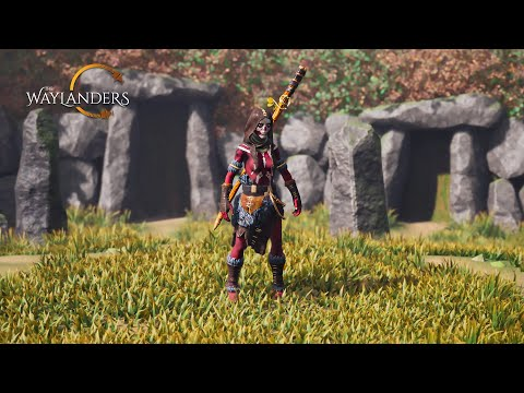 The Waylanders - Character Creator preview