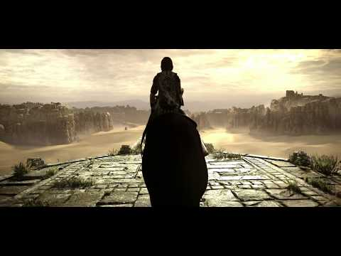 Shadow of the Colossus PS4 Remake 4K Intro