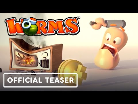 Worms 2020 - Official Teaser Trailer