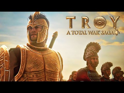 Total War: Troy - Official Gameplay Reveal Trailer | A Total War Saga