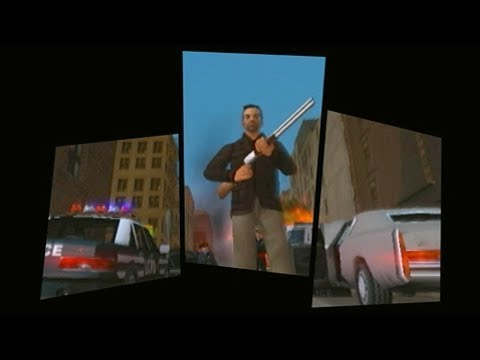 GTA: Liberty City Stories - All Trailers
