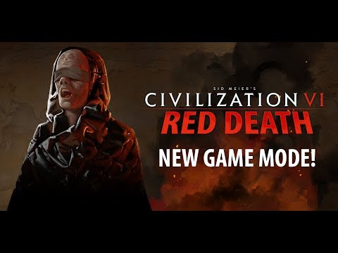Civilization VI: Red Death - New Game Mode (Battle Royale)