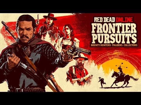 Red Dead Online: Frontier Pursuits