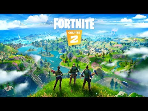 Fortnite Chapter 2 | Launch Trailer