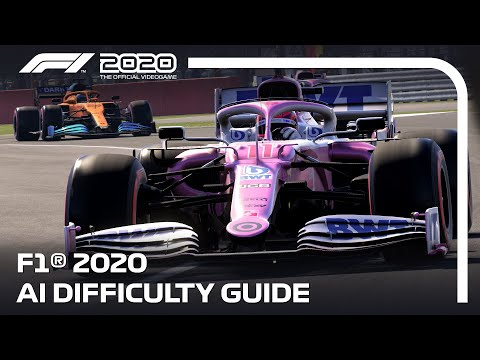 F1® 2020 AI Difficulty Guide