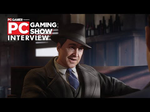 Mafia: Definitive Edition trailer and interview | PC Gaming Show 2020
