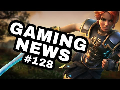 Gaming News #128 - Game Awards 2020 Nominations, IO Interactive 007 game, Fenyx Rising DLC