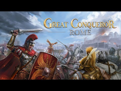 [Nintendo Switch] Great Conqueror: Rome Overview Trailer