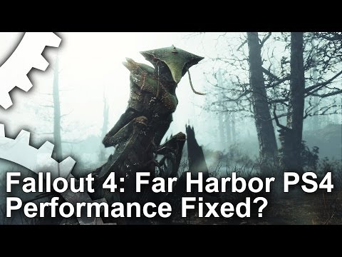 Fallout 4: Far Harbor - PS4 Performance Fixed?