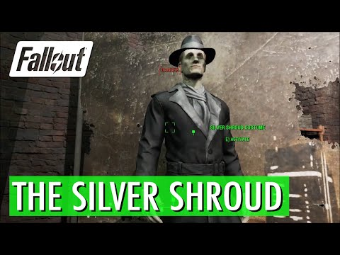 Fallout 4 - The Silver Shroud