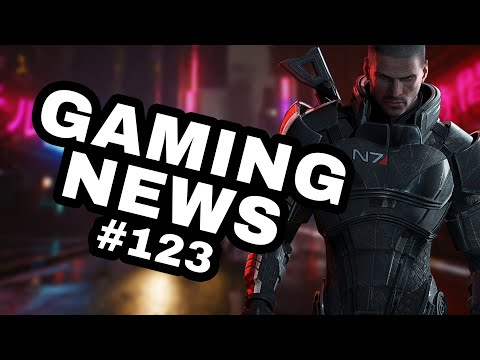 Gaming News #123 – Mass Effect Trilogy Being Remastered, Assassin's Creed Valhalla PC Requirements