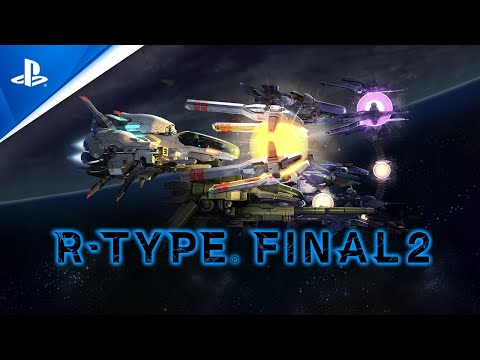 R-Type Final 2 - Announcement Trailer | PS4