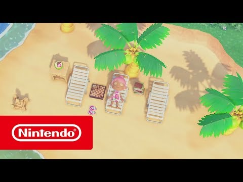 Animal Crossing: New Horizons – Your island, your life! (Nintendo Switch)