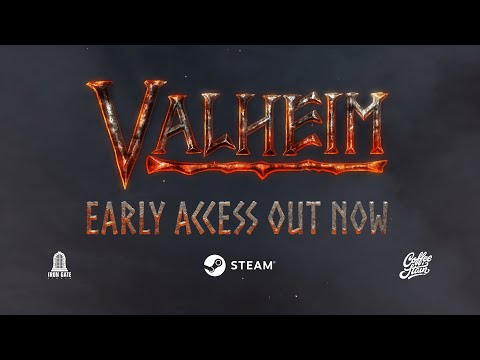 Valheim Early Access Launch Trailer