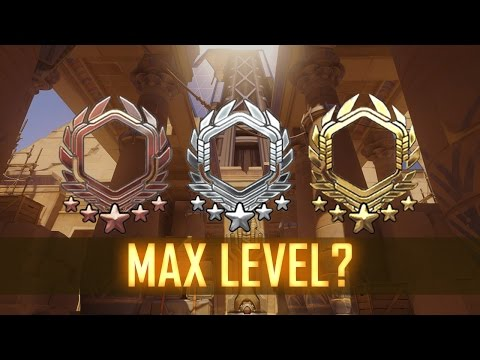 Overwatch ► How Many Levels Are There? Portrait rewards!