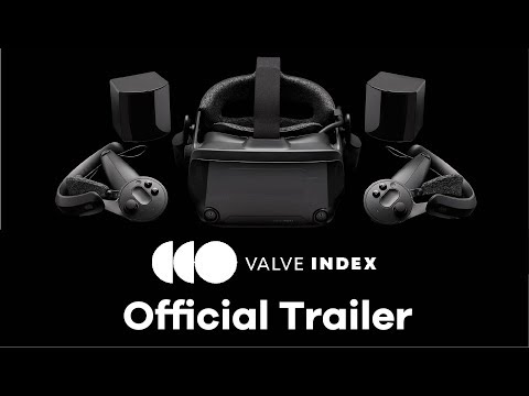 Valve Index Trailer (FAN MADE)
