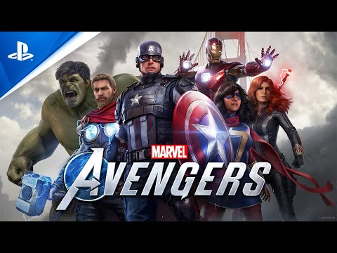Marvel's Avengers - Launch Trailer | PS4