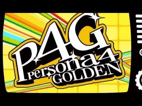 Persona 4 Golden: Opening Movie