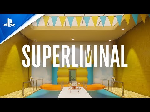 Superliminal - Accolades Trailer | PS4