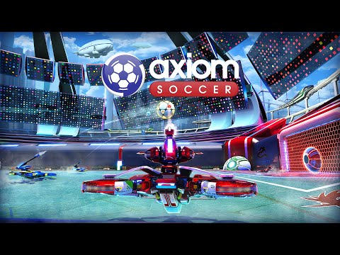 Axiom Soccer Kick Off!