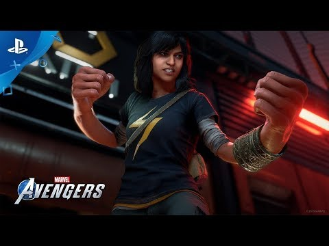 Marvel's Avengers | Kamala Khan Embiggen Trailer | PS4