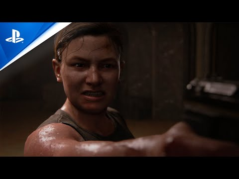 The Last of Us Part II – Abby Story Trailer | PS4