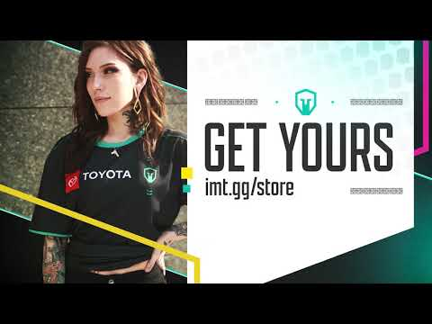 IMMORTALS JERSEY REVEAL | IMT #LCS 2021 Jersey Now Available! (Link in description)