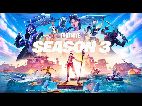Fortnite Chapter 2 - Season 3 | Splashdown Launch Trailer