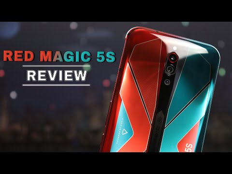 RedMagic 5S Review: The Ultimate Mobile Gaming Experience