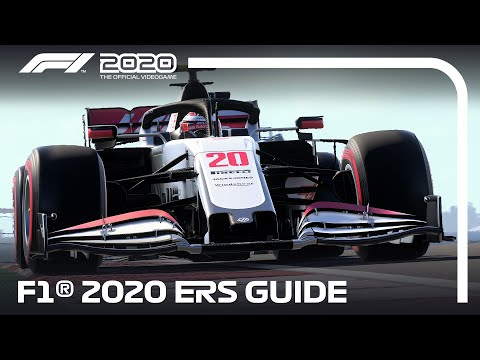 F1® 2020 ERS Guide