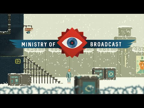 Ministry of Broadcast | Available NOW on Steam, GOG, Utomik