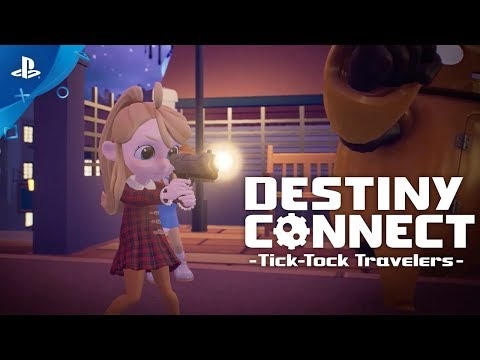 Destiny Connect: Tick-Tock Travelers - Adventure of a Timeline | PS4