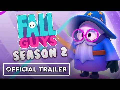 Fall Guys Season 2 - Official Sneak Peak Trailer | gamescom 2020