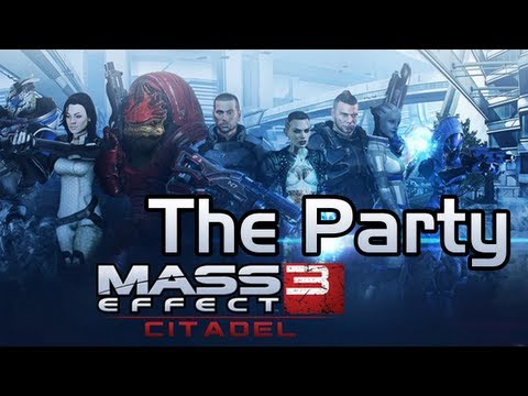 Mass Effect 3: Citadel - The Party