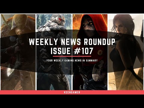 Weekly News Roundup Issue #107