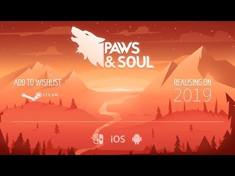 Paws and Soul - trailer (4К, 2019)
