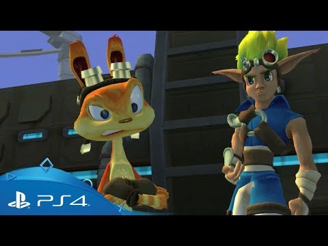 The Jak and Daxter Collection | Launch Trailer | PS4
