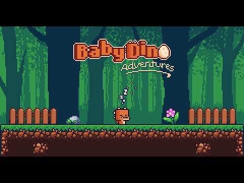 Baby Dino Adventures BGA 2020 Trailer