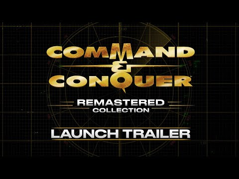 Command & Conquer Remastered Collection Official Launch Trailer