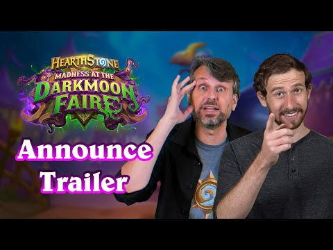 Madness at the Darkmoon Faire Announcement Video