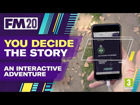 Football Manager 2020 | Every Decision Counts | #FM20 Trailer