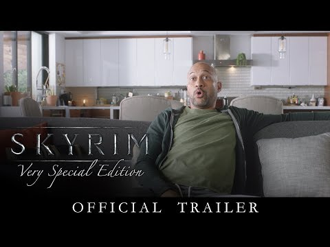 Skyrim: Very Special Edition – Official Trailer