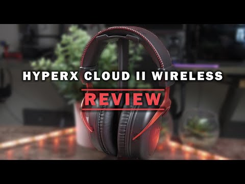 HyperX Cloud II Wireless Review: Elegance and Function