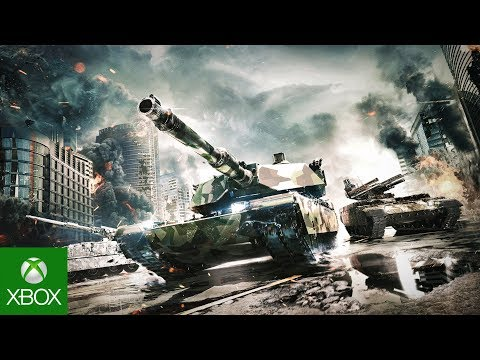 Armored Warfare is Coming to Xbox One