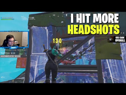 Playing With No Crosshair Made My Aim Better? (Fortnite Battle Royale)