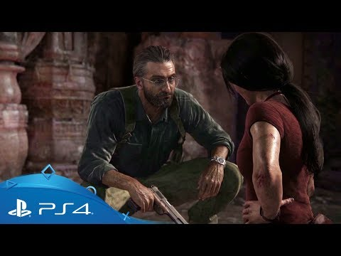 Uncharted: The Lost Legacy | E3 2017 Extended Gameplay | PS4
