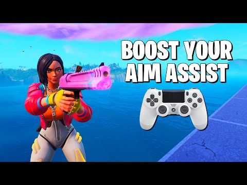 IMPROVE YOUR AIM BY CHANGING THIS **Best Fortnite Console Settings**