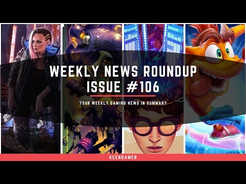 Weekly News Roundup Issue #106